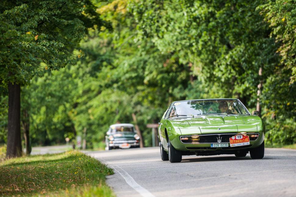 ÚAMK South Bohemia Rally Club na výstavě Classic Expo